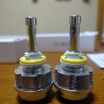 LEDフォグランプをタントカスタムLA600に取り付ける