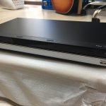 BD-UT1100購入レビュー AQUOS 4Kブルーレイレコーダー